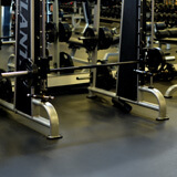 X-Mat rubber gym flooring for fitness environments